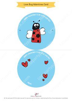 Friday Freebie - Valentines Spinning Illusion Cards