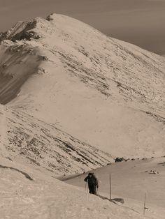 Skialpinizmus - Skialpaktuál Ďumbier – Chopok 5.3.2011 - Vetroplach magazin