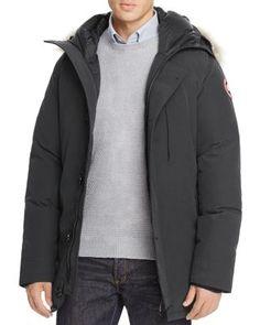 CANADA GOOSE Chateau Parka With Fur Hood. #canadagoose #cloth #hood