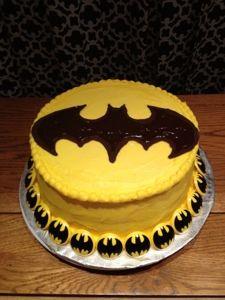 Robbi Cakes: Batman Cake