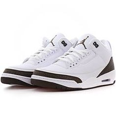 d525cc0023d jordan Air Jordan 3 Retro WHITE/DARK MOCHA-CHROME bei KICKZ.com