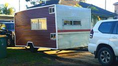 FULL REFURB FOR HIRE 1980 Overlander Full Refurb (Campbelltown) - Caravan and Camping Hire