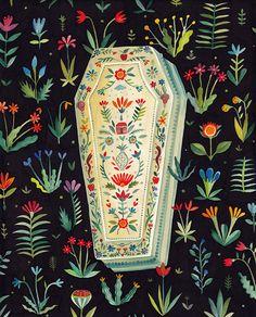 Coffins - aitch