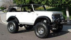 International Harvester Scout Scout SUV Convertible Truck Rock Crawler