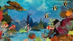 quilts under the sea - Google Search