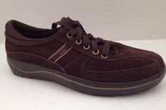 Keds Shoes Womens Size 6 Sneakers Brown Suede Lace Up EUR 36 UK 3.5