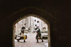Turun linnassa järjestetään usein keskiaikaa esitteleviä tapahtumia.