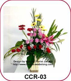 Online Flower Shop in Jakarta Areas, Indonesia. Call Florist Jakarta at Pin BB: Online Flower Shop, Table Flowers, Jakarta, Wedding Anniversary, Flower Arrangements, Classic Style, Plants, Design, Quotes