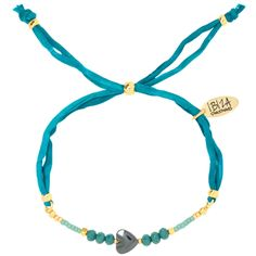 Heart Of Gold Hematiet Zijde Armbandje ♡ available at www. Silk Wrap Bracelets, Crochet Necklace, Beaded Necklace, Heart Of Gold, Beautiful Hands, Gemstones, Boho, Silver, Handmade