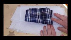 اكيد تحتاجها كل سيدة شاطرة و نظيفة في المطبخ - YouTube Apron, Aprons