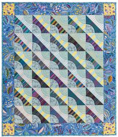 Foolproof Walking-Foot Quilting Designs: Visual Guide • Idea Book by Mary Mashuta