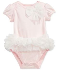 First Impressions Tulle Tutu Bodysuit, Baby Girls (0-24 months), Only at Macy's | macys.com