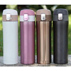 Grenade Mug café isotherme Thermique vide Tasses Thé Couvercle Creative Bouteille d/'eau