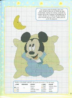 Gallery.ru / Photo # 5 - punto de Cruz Disney 2 - anfisa1