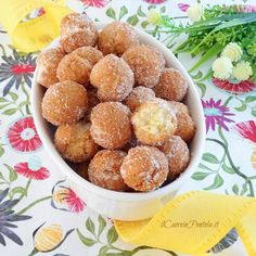 Arancini, Pretzel Bites, Fett, Risotto, Almond, Cereal, Breakfast, Ethnic Recipes, Yogurt