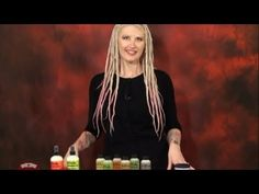 Dollylocks! Learn What Products to Use for Healthy Dreads - DoctoredLocks.com #Dreadlock #HairCare