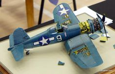 Moson Model Show 2017 – Part 3 (1/48 and 1/32 aircraft, contd.) | iModeler
