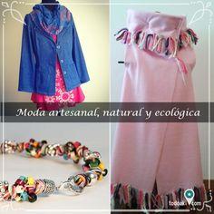 Si eres fan de la moda artesanal, natural y ecológica TRIBU Mestiza  es una excelente opción, encuentra estas y todas las boutiques en Todoaki.com http://todoaki.com/?p=15449