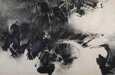 Early Spring, Liu Guosong, 1966