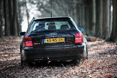 Audi RS4. Want one to replace the Miata as a track car.
