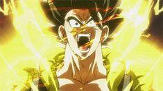 Gogeta SSaiyanjin Dragon Ball Gt, Akira, Broly Movie, Gogeta And Vegito, Best Anime Shows, Animation Reference, Cartoon Drawings, Dbz Gif, Amv Youtube