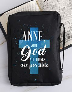 Looking for a Christmas gift for her? Why not get her a useful Christmas gift she'll be able to treasure for years to come? This Bible case is a sentimental gift she'll be thrilled to receive. Christmas Gifts For Girlfriend, Christmas Gifts For Friends, Christmas Gifts For Mom, Bible Cases, Gift Of Faith, Incredible Gifts, Sentimental Gifts, Meaningful Gifts, Card Wallet