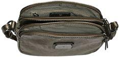 Tom Tailor Acc JESSE 16117 Damen Henkeltaschen 21x17x5 cm (B x H x T), Silber (altsilber 15): Amazon.de: Schuhe & Handtaschen