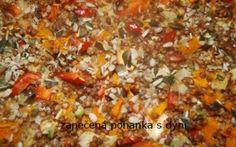 Recepty babičky Aničky - Zeleninová a bezmasá jídla - Pohanka, jáhly, sója…