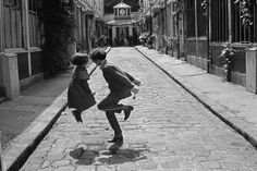 Sarah Moon - Rue de arrondissement, Paris, From Magnum Photos. Sarah Moon, Henri Cartier Bresson, Magnum Photos, Gjon Mili, Alfred Stieglitz, Andre Kertesz, French Photographers, Female Photographers, Robert Doisneau