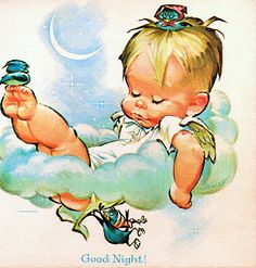 Good Night & Happy New Year Lil Bluebird! hugs