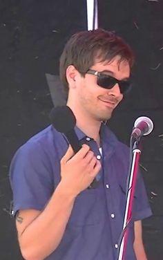 Graham as Ty Borden.