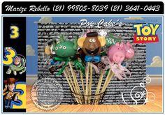 Cake Pop Toy Story