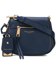 5dc8215d665df Marc Jacobs Recruit Saddle Crossbody Bag - Farfetch