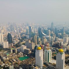 View from Baiyoke Tower Sky Hotel in Bangkok. #bangkok #skyscraper #world #city #photo #photos #pic #pics #picture #photographer #pictures #snapshot #art #beautiful #instagood #picoftheday #photooftheday #color #all_shots #exposure #composition #focus #capture #moment #photoshoot #photodaily #photogram #thailand