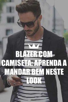 blazer, moda masculina, estilo, camiseta