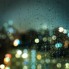 some feel the rain, others just get wet...