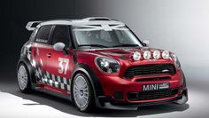 Mini Cooper WRC....Obviously Jack's MINI needs to step up its game.