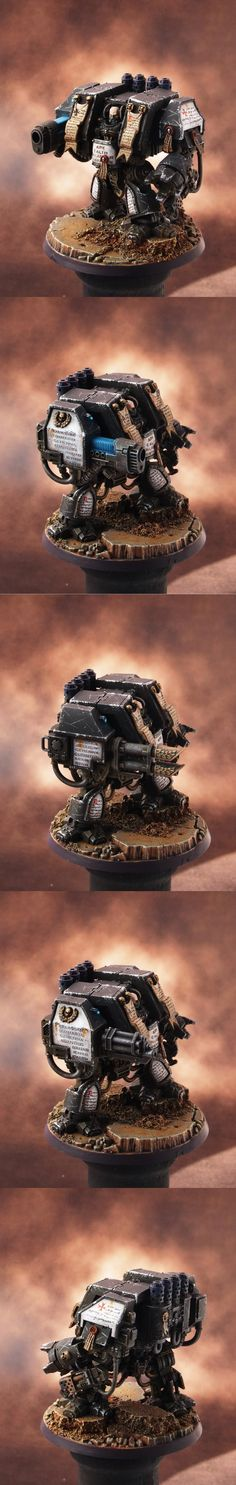 Black Templars Dreadnought