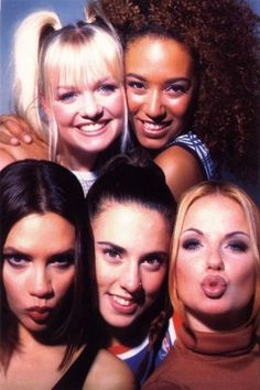 Spice girls !