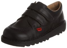 Kickers Kick Lo Vel, Boys' School Shoes - [UK & IRELAND]