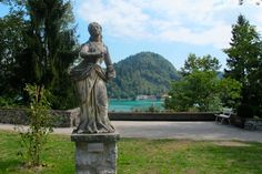 Views from the Lake Bled island surrounding the Church of the Assumption. - See more at: http://travelcuriousoften.com/july14-feature3.php#sthash.JRs43eEx.dpuf