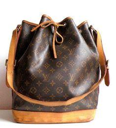 "My Vintage ""Noe Monogram Bucket"" Louis Vuitton"