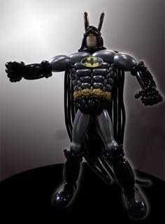 Batman Twist Balloon