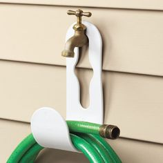 High Quality Amazon.com : OliaDesign Faucet Mount Hose Holder : Patio, Lawn U0026 Garden