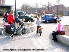 Ruimte voor Shared Space in Enschede