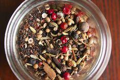 Homemade Chai Tea Mix. Great Christmas gift!
