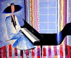 Grigory Losev Russian Artist ~ Blog of an Art Admirer