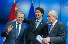 Surprise: A Trade Deal Wins Approval - The New York Times