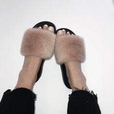 Furry feet  .  http://liketk.it/2q4xL @liketoknow.it #liketkit