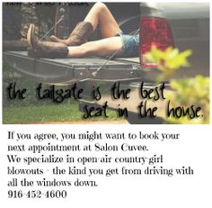 We love all styles... Country Girl to Midtown Sophisticate.